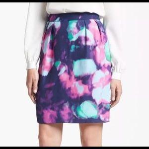 Kate Spade New York Barry Skirt Abstract 00
